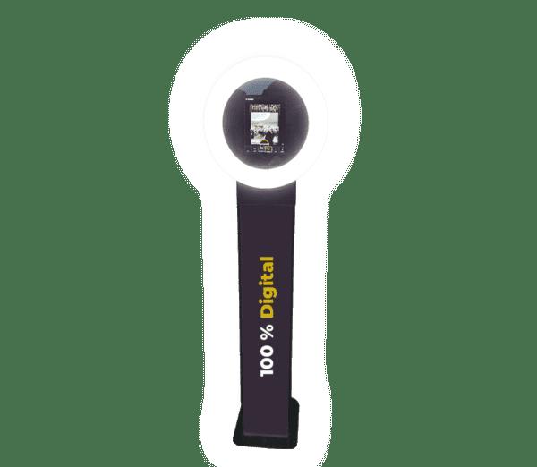 Photobooth 100% digital